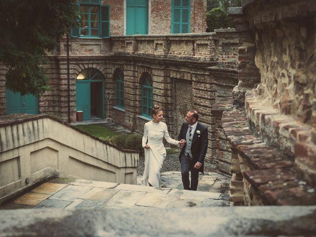 Il matrimonio di Marco e Elisa a Gassino Torinese, Torino 32
