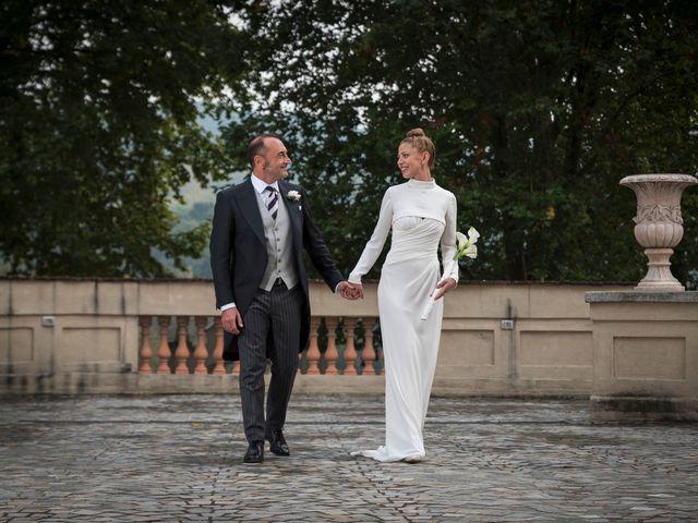 Il matrimonio di Marco e Elisa a Gassino Torinese, Torino 34