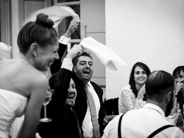 Il matrimonio di Marco e Elisa a Gassino Torinese, Torino 39