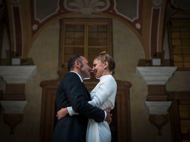 Il matrimonio di Marco e Elisa a Gassino Torinese, Torino 46