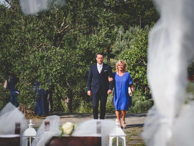 Il matrimonio di Ivan e Luisa a Vinci, Firenze 14