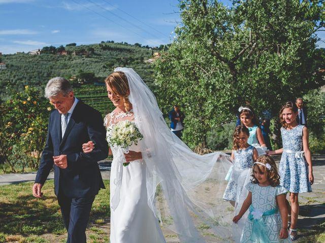 Il matrimonio di Ivan e Luisa a Vinci, Firenze 15