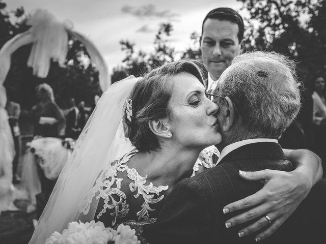 Il matrimonio di Ivan e Luisa a Vinci, Firenze 19