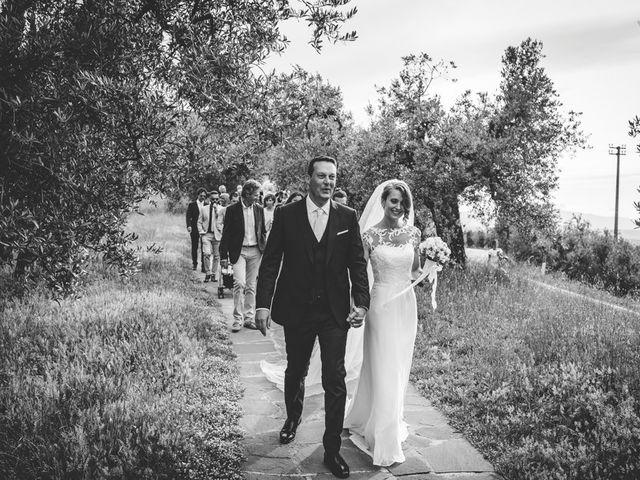 Il matrimonio di Ivan e Luisa a Vinci, Firenze 20