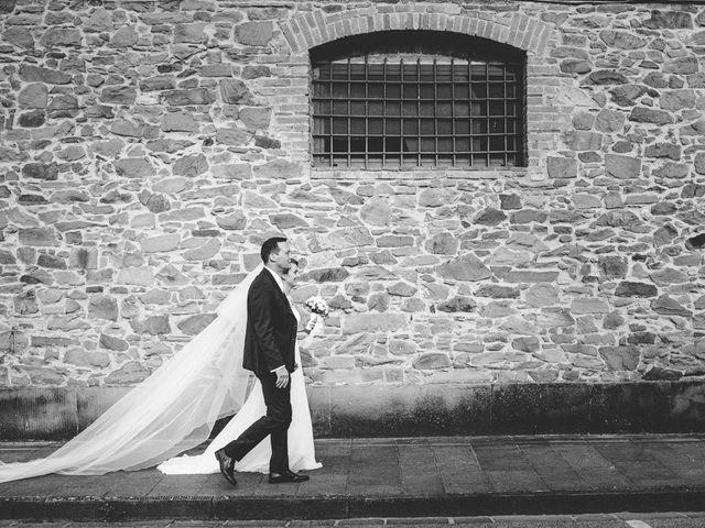 Il matrimonio di Ivan e Luisa a Vinci, Firenze 21