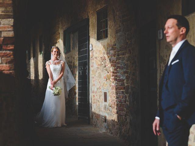 Il matrimonio di Ivan e Luisa a Vinci, Firenze 22