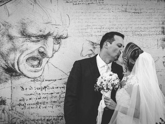 Il matrimonio di Ivan e Luisa a Vinci, Firenze 25