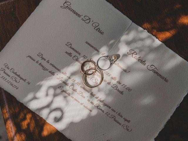 Il matrimonio di Giovanni e Roberta a Praiano, Salerno 4
