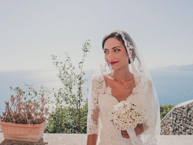 Il matrimonio di Giovanni e Roberta a Praiano, Salerno 32