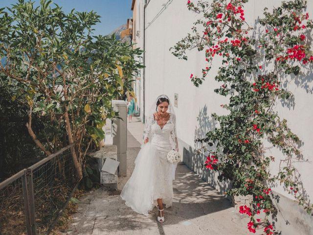 Il matrimonio di Giovanni e Roberta a Praiano, Salerno 33