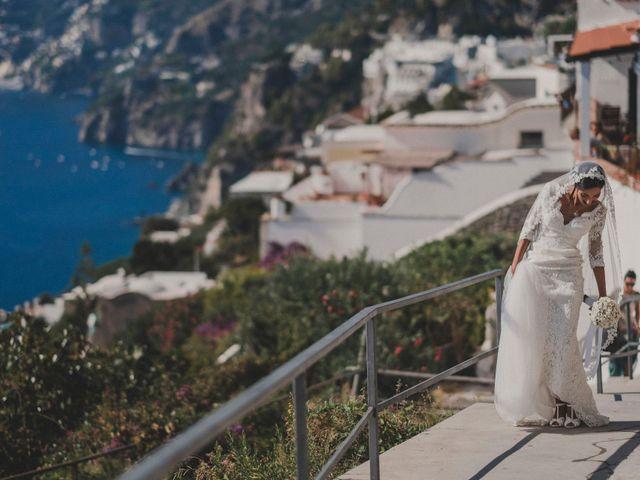 Il matrimonio di Giovanni e Roberta a Praiano, Salerno 34