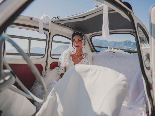 Il matrimonio di Giovanni e Roberta a Praiano, Salerno 36