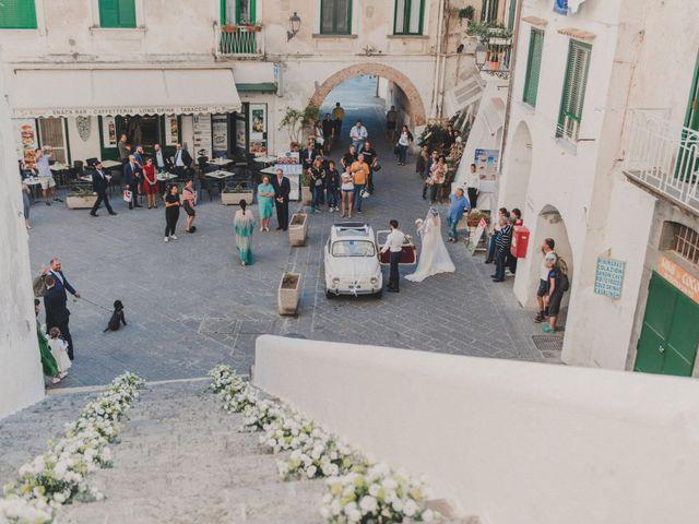 Il matrimonio di Giovanni e Roberta a Praiano, Salerno 50