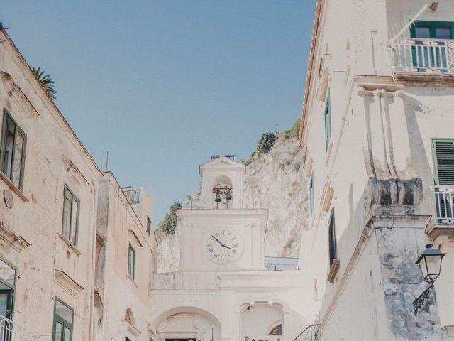 Il matrimonio di Giovanni e Roberta a Praiano, Salerno 56