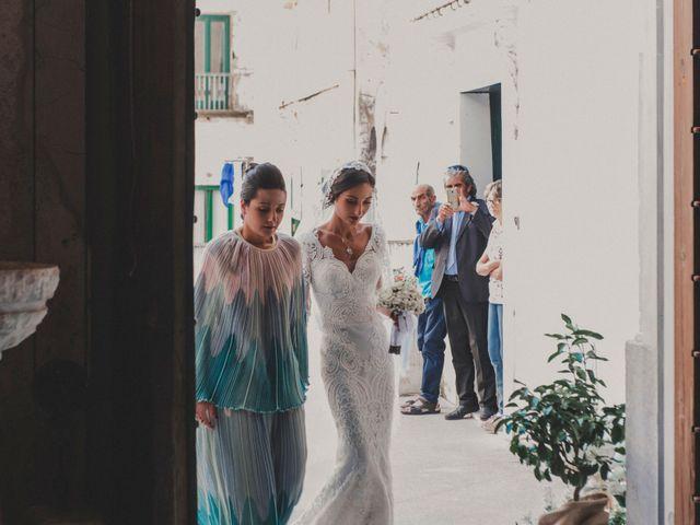 Il matrimonio di Giovanni e Roberta a Praiano, Salerno 57