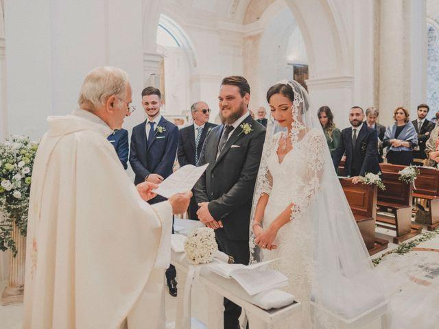 Il matrimonio di Giovanni e Roberta a Praiano, Salerno 73
