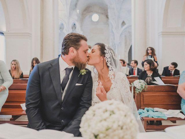 Il matrimonio di Giovanni e Roberta a Praiano, Salerno 80