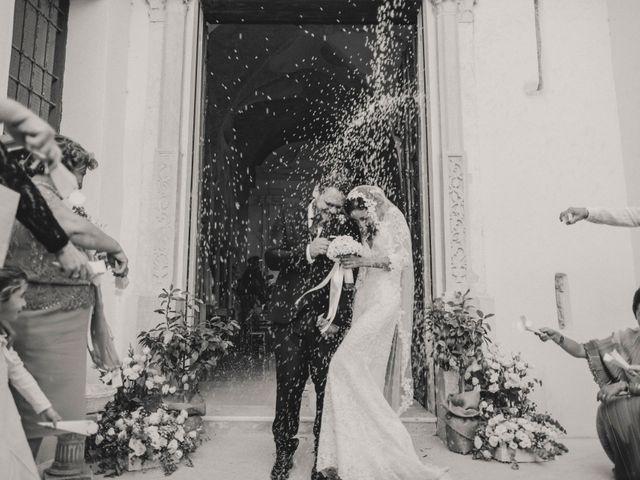 Il matrimonio di Giovanni e Roberta a Praiano, Salerno 82