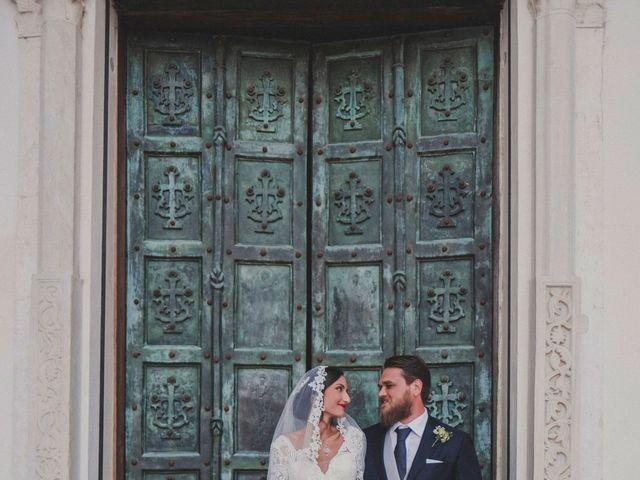 Il matrimonio di Giovanni e Roberta a Praiano, Salerno 84