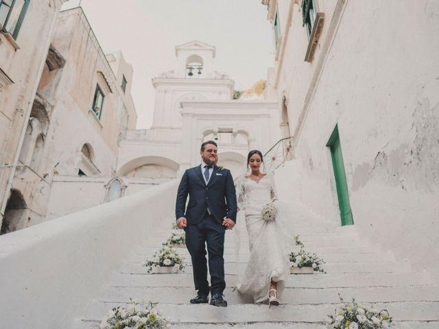 Il matrimonio di Giovanni e Roberta a Praiano, Salerno 87