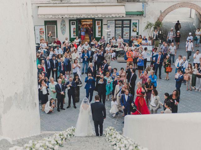 Il matrimonio di Giovanni e Roberta a Praiano, Salerno 88