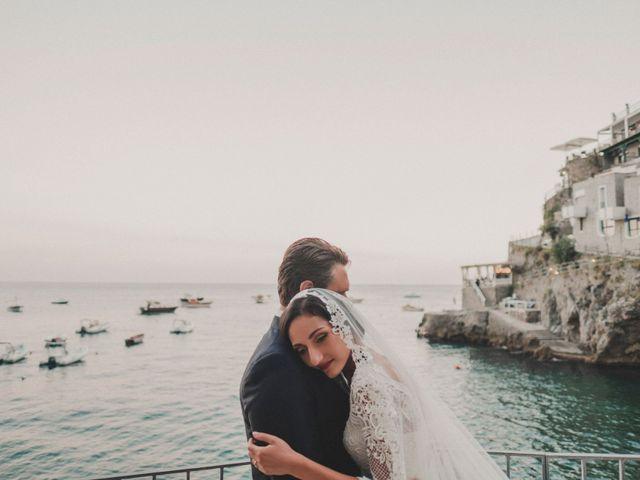 Il matrimonio di Giovanni e Roberta a Praiano, Salerno 1