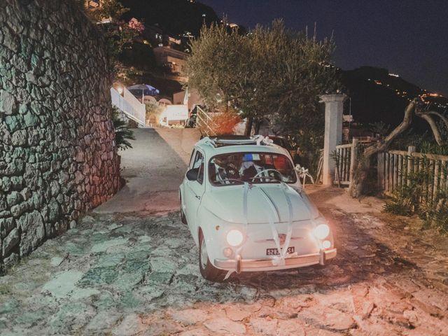 Il matrimonio di Giovanni e Roberta a Praiano, Salerno 98