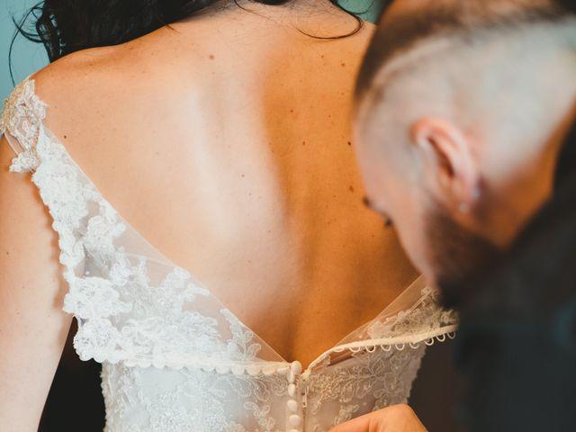 Il matrimonio di Leonardo e Valentina a Montespertoli, Firenze 12