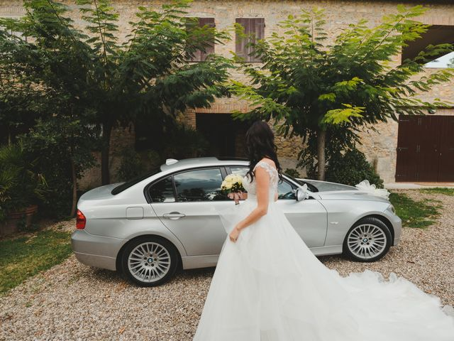 Il matrimonio di Leonardo e Valentina a Montespertoli, Firenze 21
