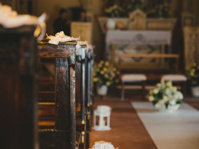 Il matrimonio di Leonardo e Valentina a Montespertoli, Firenze 23
