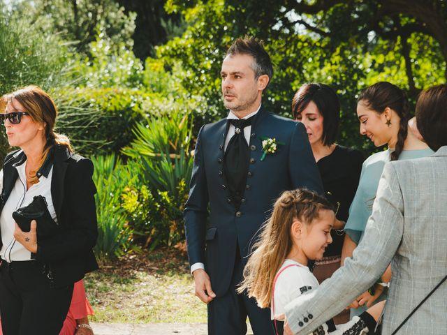 Il matrimonio di Leonardo e Valentina a Montespertoli, Firenze 25