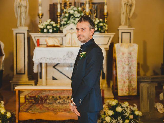 Il matrimonio di Leonardo e Valentina a Montespertoli, Firenze 30