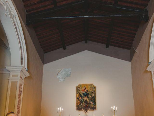 Il matrimonio di Leonardo e Valentina a Montespertoli, Firenze 34