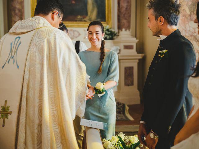 Il matrimonio di Leonardo e Valentina a Montespertoli, Firenze 37