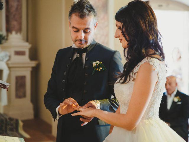 Il matrimonio di Leonardo e Valentina a Montespertoli, Firenze 38