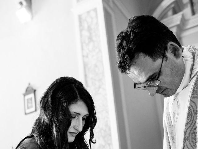 Il matrimonio di Leonardo e Valentina a Montespertoli, Firenze 40