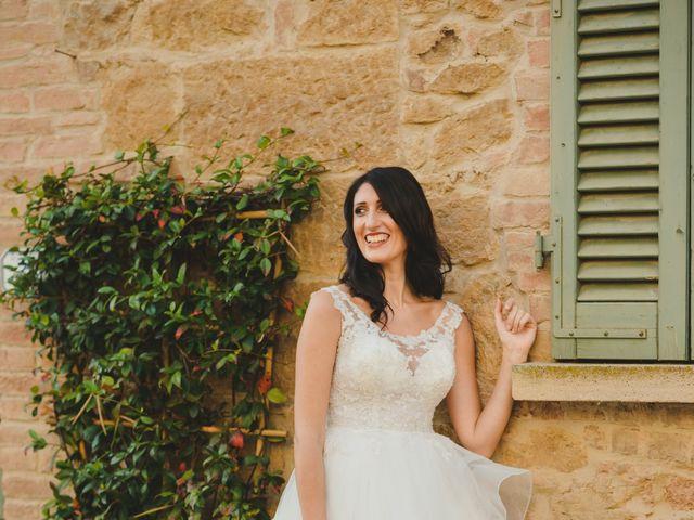 Il matrimonio di Leonardo e Valentina a Montespertoli, Firenze 44