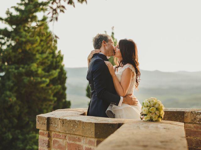 Il matrimonio di Leonardo e Valentina a Montespertoli, Firenze 46