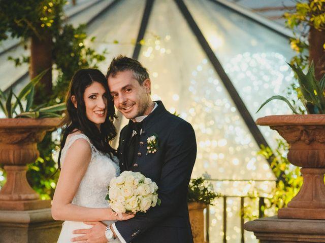 Il matrimonio di Leonardo e Valentina a Montespertoli, Firenze 51