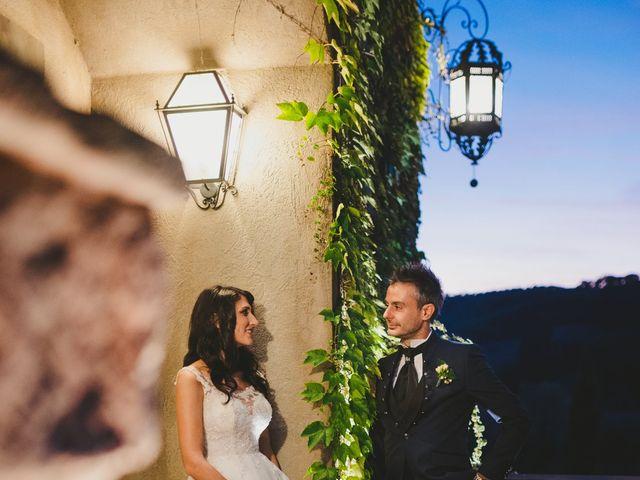 Il matrimonio di Leonardo e Valentina a Montespertoli, Firenze 52