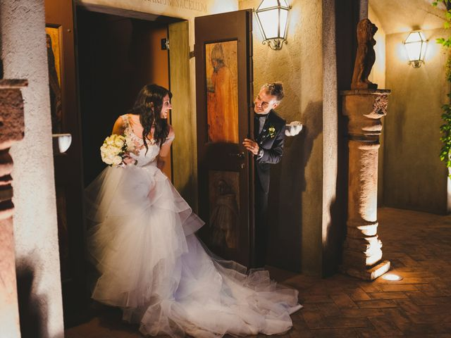 Il matrimonio di Leonardo e Valentina a Montespertoli, Firenze 54