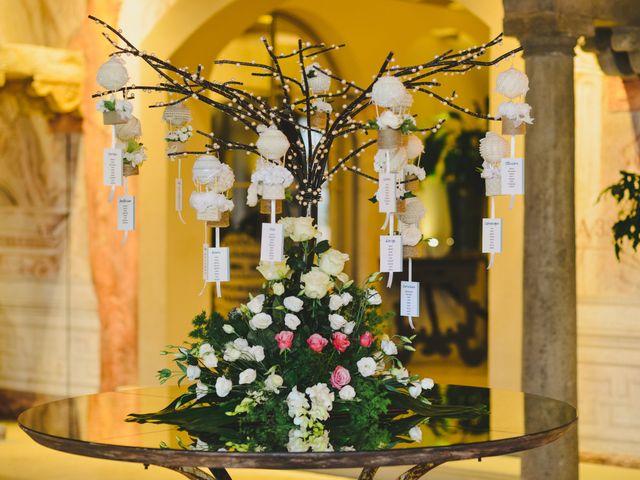 Il matrimonio di Leonardo e Valentina a Montespertoli, Firenze 56