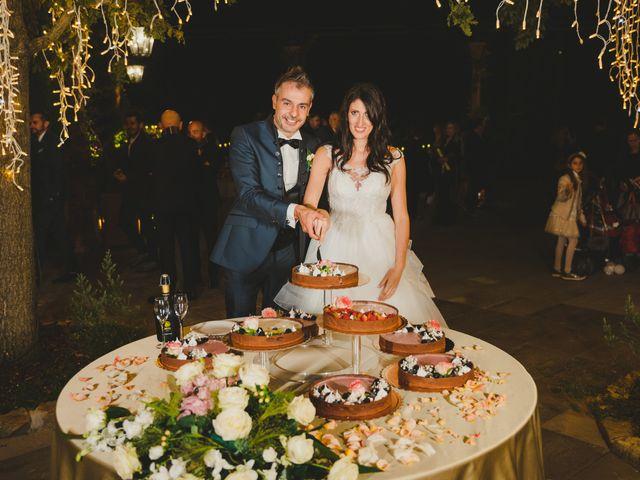 Il matrimonio di Leonardo e Valentina a Montespertoli, Firenze 59