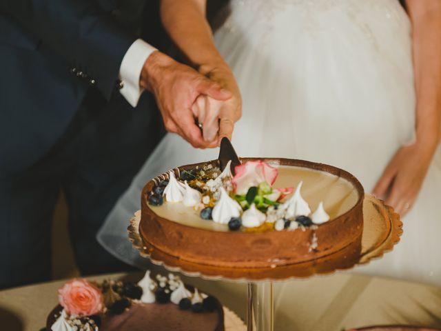 Il matrimonio di Leonardo e Valentina a Montespertoli, Firenze 60