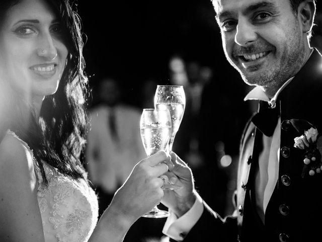 Il matrimonio di Leonardo e Valentina a Montespertoli, Firenze 61