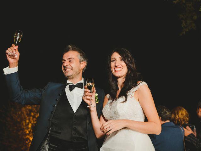 Il matrimonio di Leonardo e Valentina a Montespertoli, Firenze 63