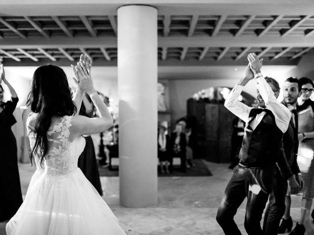 Il matrimonio di Leonardo e Valentina a Montespertoli, Firenze 64