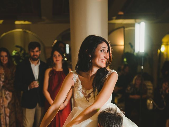 Il matrimonio di Leonardo e Valentina a Montespertoli, Firenze 70