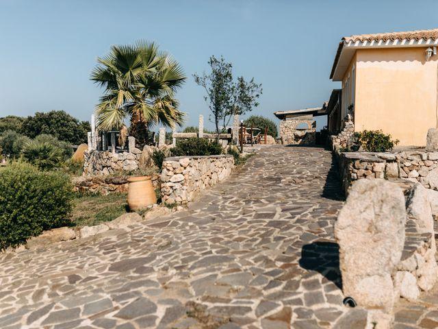 Il matrimonio di Denis e Marren a Arzachena, Sassari 4