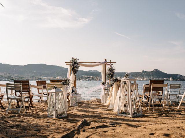 Il matrimonio di Denis e Marren a Arzachena, Sassari 1